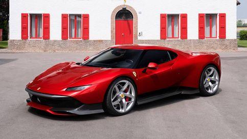 Ferrari SP38, un coche único para un propietario exclusivo
