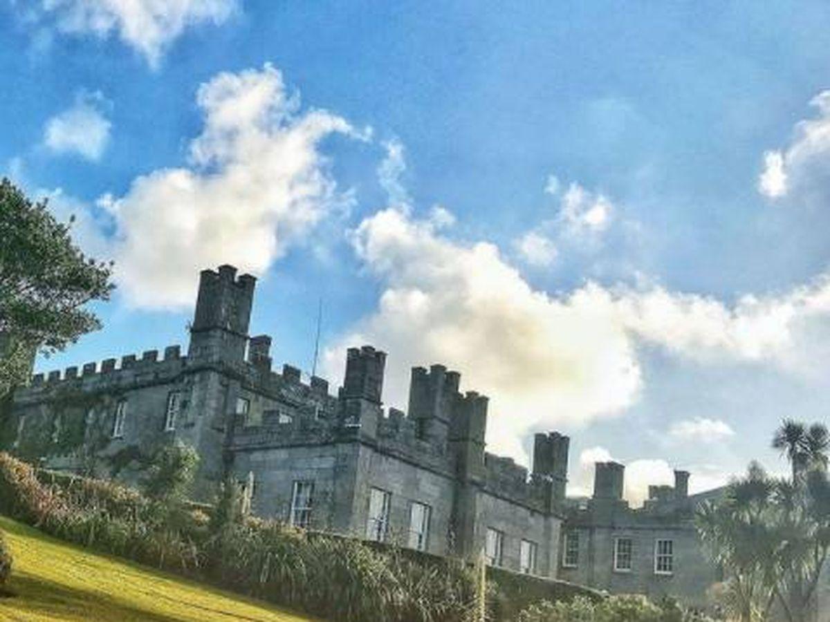 Foto:  El castillo de Tregenna. (Instagram @tregennacastle)