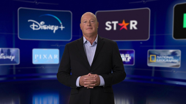 Bob Chapeck, consejero delegado de The Walt Disney Company.