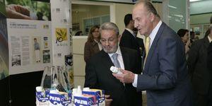 Foto: El 'inventor' de la leche enriquecida se despide de Puleva después de 40 años