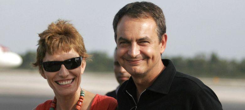 Foto: Zapatero y Sonsoles en una imagen de archivo (I. C.)
