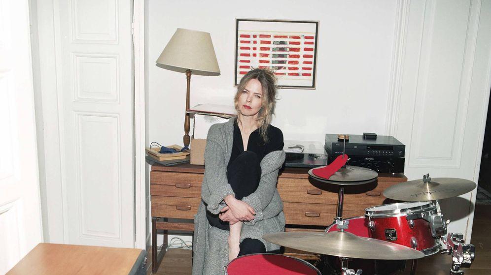 Foto: Una foto promocional de Christina Rosenvigne. (Pablo Zamora)