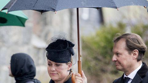 La nueva polémica de Marta Luisa de Noruega lleva velo