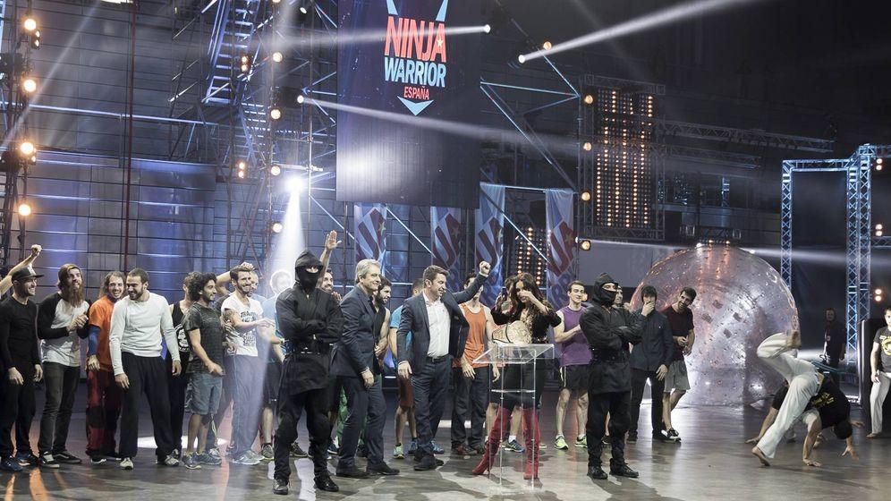 Foto: Antena 3 despide la primera temporada de 'Ninja Warrior'.