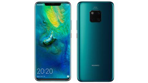 Huawei se sitúa a la vanguardia de los 'smartphones' con su nuevo Mate 20 Pro