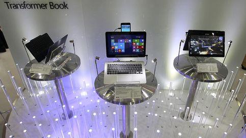 Asus, el rey de Computex: un arsenal para luchar contra Apple (y Microsoft)