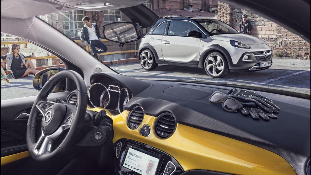 El mercado del automóvil vuelve a crecer con dos dígitos