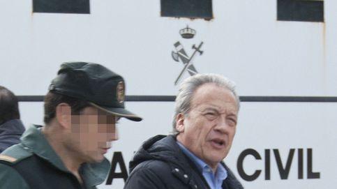 El 'calvario' en prisión de Pedro Pacheco por un crucifijo, libros y muchas pastillas