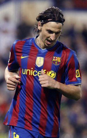 Ibrahimovic podría volver frente al Espanyol