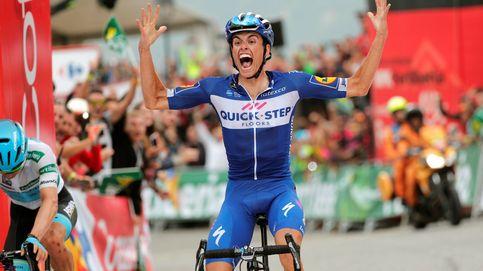 Enric Mas se corona en la Vuelta el día que Alejandro Valverde se funde