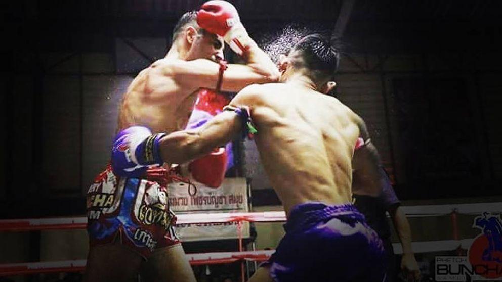 Locos por el 'muay thai': así viven los españoles que luchan en Tailandia
