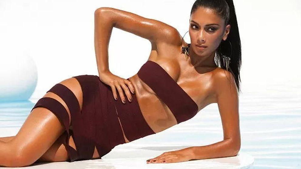 Nicole Scherzinger 'celebra' su ruptura con Hamilton en topless