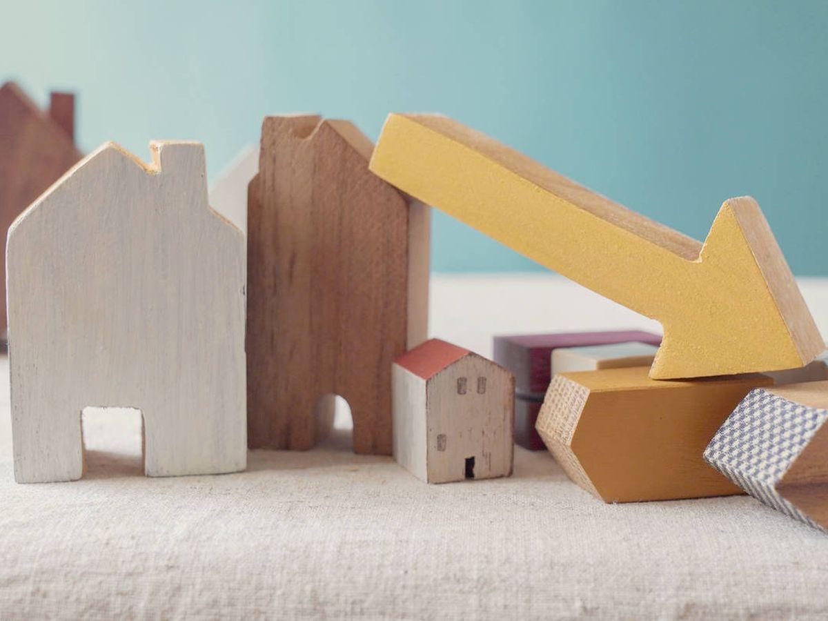 Foto: El euríbor rebaja las hipotecas, pero empieza la cuenta atrás para las subidas. (Foto: iStock)