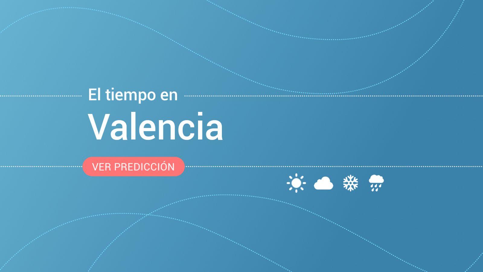 Foto: El tiempo en Valencia. (EC)