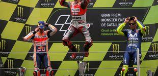 Post de Lorenzo ha vuelto: victoria contundente en Montmeló por delante de Márquez