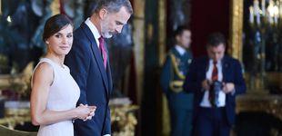 Post de La reina Letizia, vista y no vista: las anécdotas de la recepción real