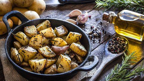 Patatas panadera, un clásico más saludable si se hacen al horno