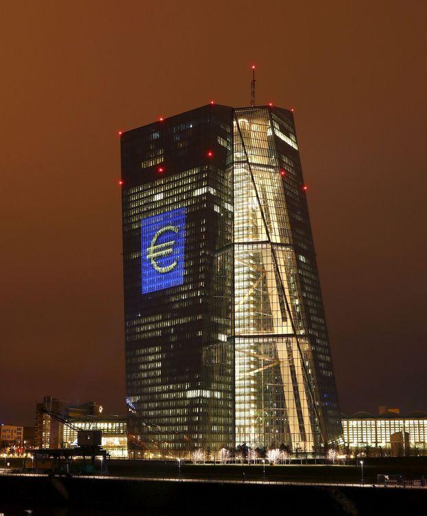 Foto: Sede del BCE en Frankfurt. (Reuters)