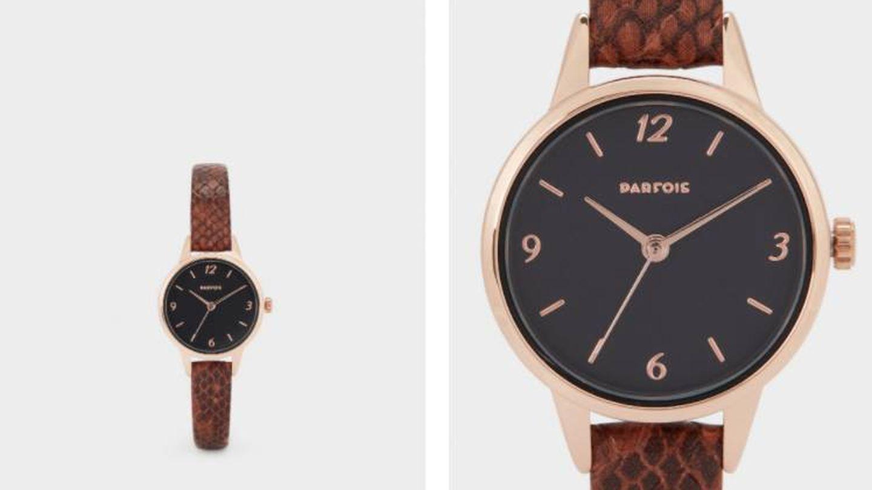 Reloj de Parfois. (Cortesía)