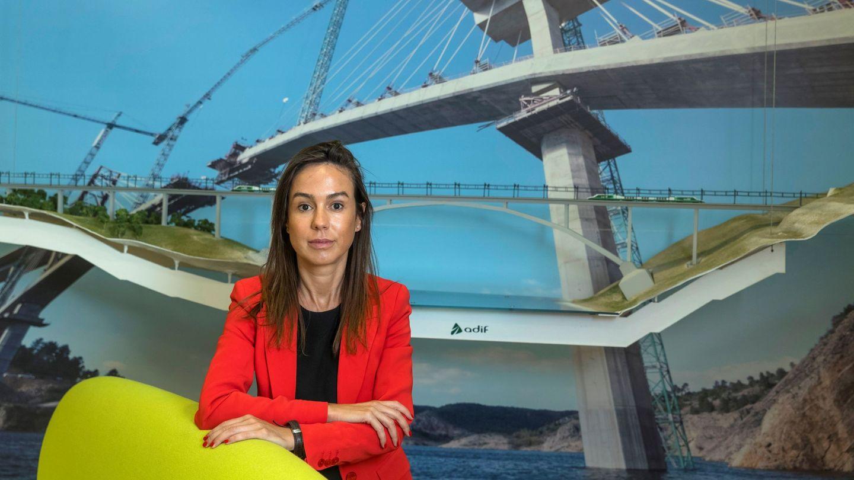 Isabel Pardo de Vera, presidenta de Adif. (EFE)