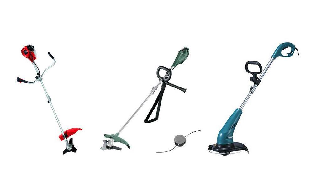 Las mejores desbrozadoras para cortar césped y eliminar maleza en el jardín