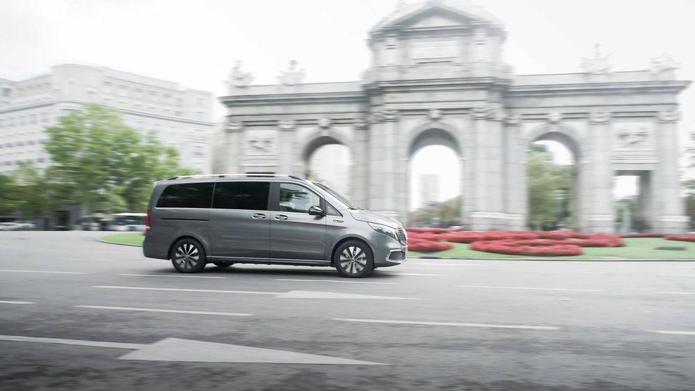 Foto: El EQV es un vehículo ideal para desplazamiento de turistas en el centro de las ciudades.