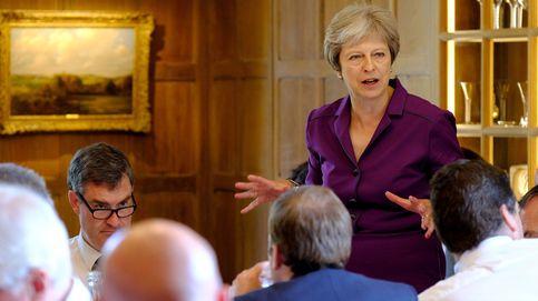 May logra por sorpresa un acuerdo en su gabinete sobre el Brexit