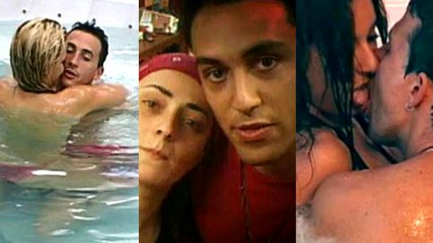Las 15 escenas de sexo más fuertes de 'GH': de Kiko Hernández a Paula