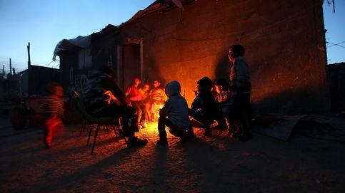 Corte de energía en el barrio de Al Zaitun