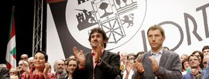 Zapatero da garantías de que Batasuna no podrá presentarse a las municipales