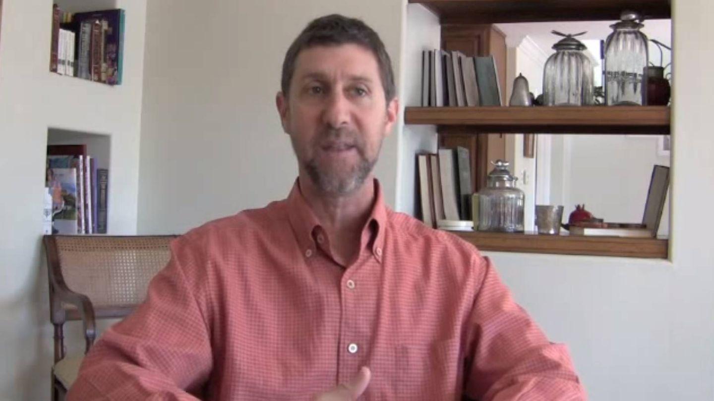 La víctima, Ronald Gilbert. (Youtube)