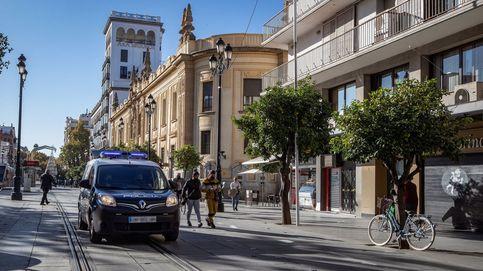 Un atracador muere por disparos de la Policía en un supermercado de Sevilla