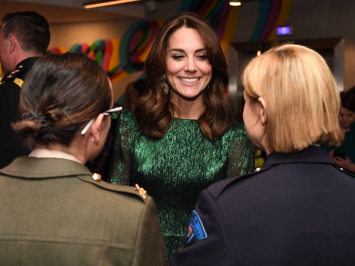 Foto: Kate Middleton. (Cordon Press)