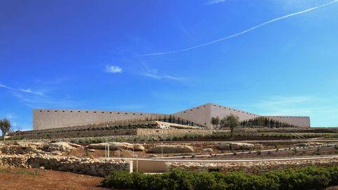 Veinte años para inaugurar un museo palestino vacío y sin director