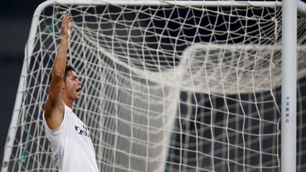 Foto: Cristiano Ronaldo durante esta pretemporada.