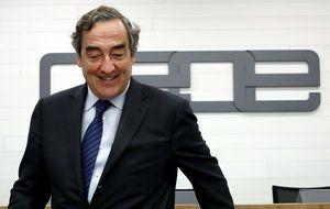 La CEOE prevé que la economía española crezca 0,9% en 2014