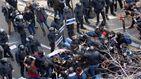Los CDR pinchan en la calle: el suflé de las protestas se desinfla en Cataluña