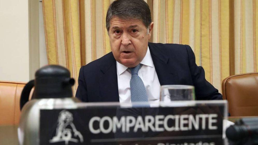 Foto: El expresidente de Bancaja y exvicepresidente de Bankia, José Luis Olivas. (EFE)