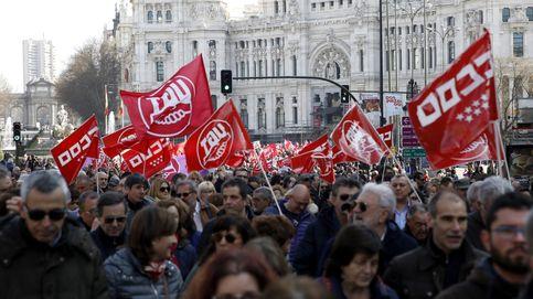 Los sindicatos vuelven a la calle cargados de exigencias a la patronal y el Gobierno