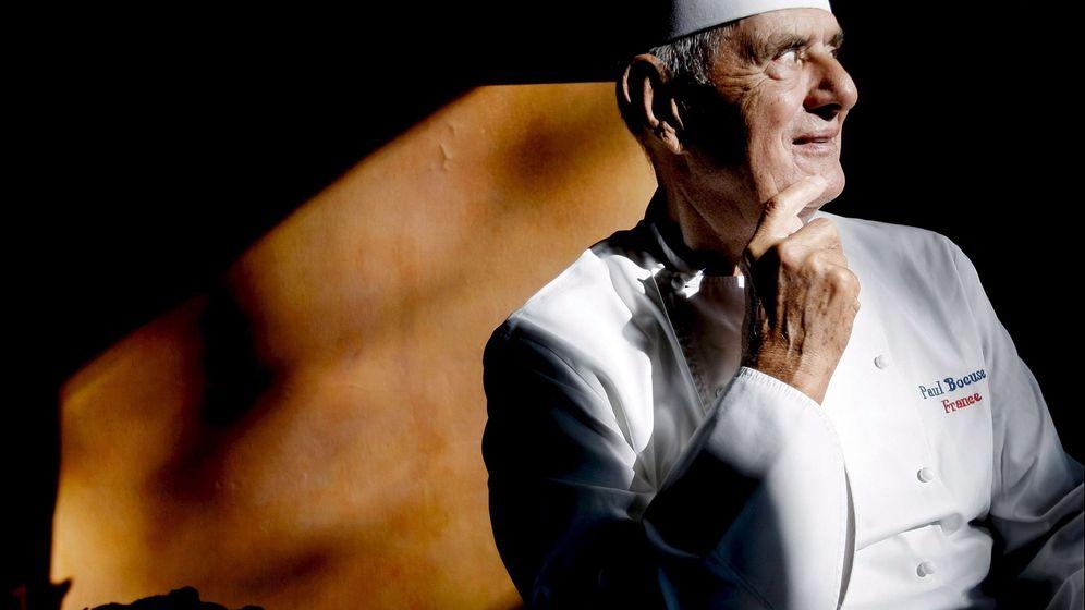 Foto:  Paul Bocuse en una fotografía de 2008. (EFE)