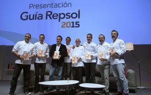 La Guía Repsol otorga los cotizados 3 soles a 5 restaurantes