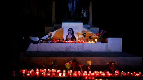"""Un hijo de Daphne: """"El 'premier' de Malta está feliz de que mi madre esté muerta"""""""