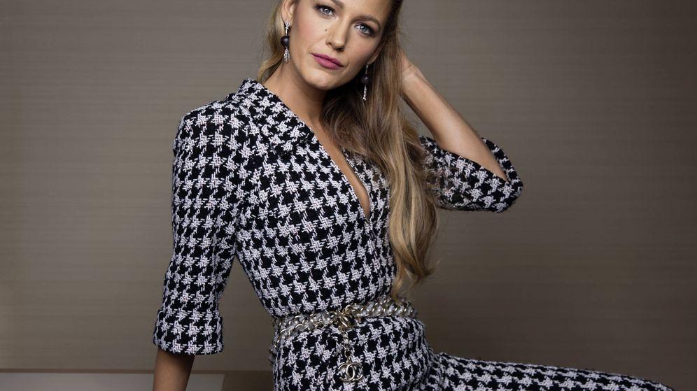 Foto: La actriz Blake Lively en una imagen de archivo. (Gtres)