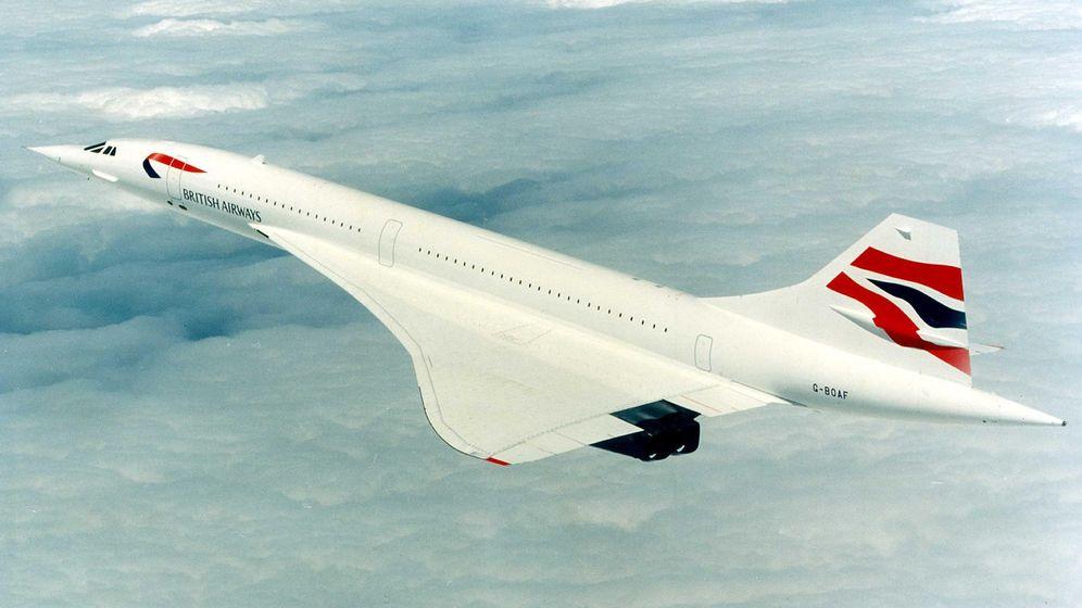 Foto: Concorde