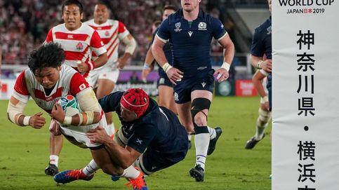 El histórico destrozo de Japón a Escocia (e Irlanda) y cómo son los cuartos de final