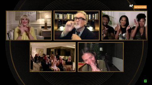 Los mejores memes de los Globos de Oro 2021: el chupito de Fincher, protagonista