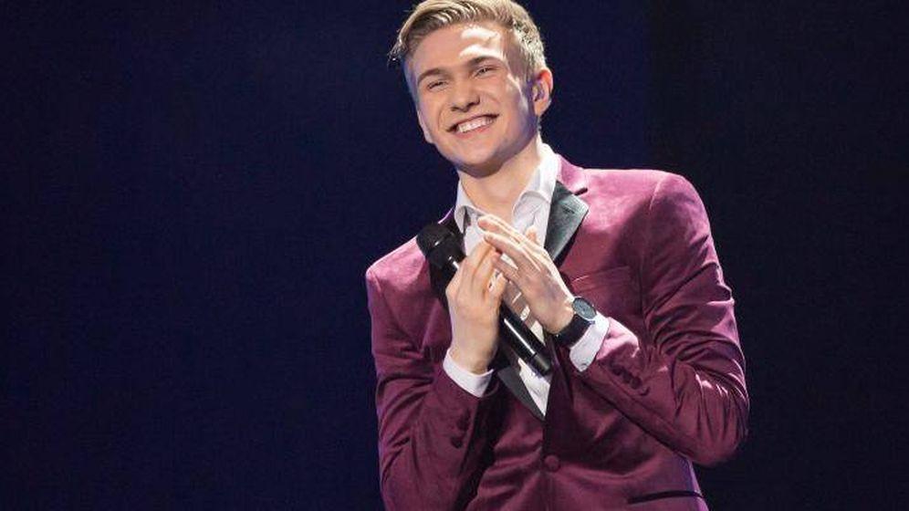 Foto: Ari Ólafsson representará a Islandia en Eurovisión 2018 con 'Our Choice'. (Eurovision.tv)