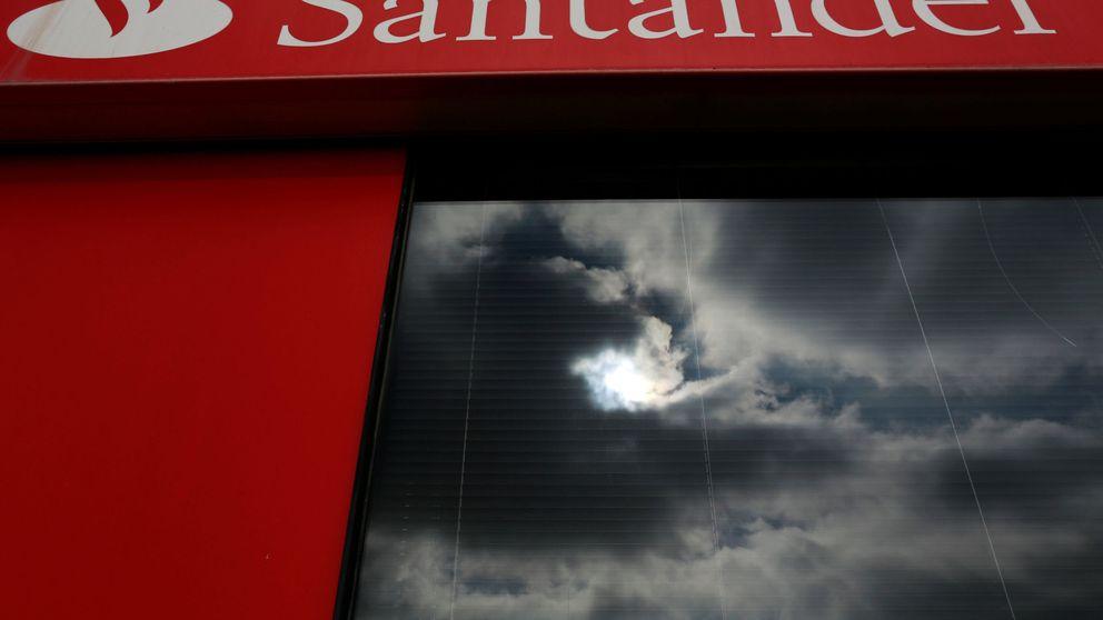 Cerberus, Lone Star, Blackstone y Apollo pujan por 5.000 millones del Santander
