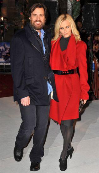 Foto: La novia playboy de Jim Carrey quiere sentar la cabeza