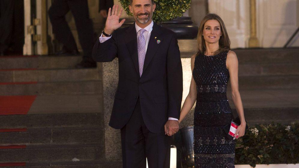 Foto: Los Reyes en Argentina en 2013. (Cordon Press)